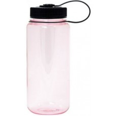 Pearl Pink Nalgene Wide Mouth Water Bottles | 16 oz