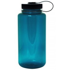 Blue Nalgene Wide Mouth Water Bottles | 32 oz