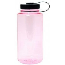 Pearl Pink Nalgene Wide Mouth Water Bottles | 32 oz