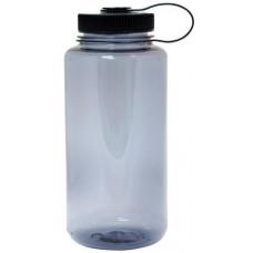 Black Nalgene Wide Mouth Water Bottles | 32 oz - Smoke