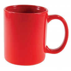 Red Cafe Mugs | 11 oz