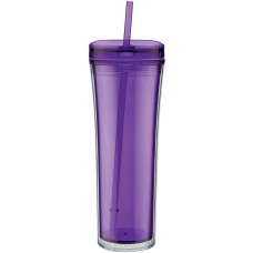 Purple Boost Acrylic Tumblers | 20 oz