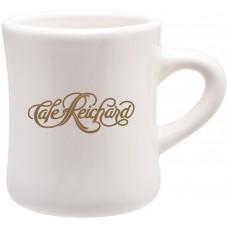 Ceramic Diner Mug | 10 oz