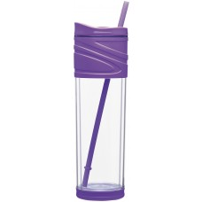 Purple Melrose Water Bottles | 16 oz