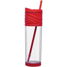 Red Melrose Water Bottles | 16 oz
