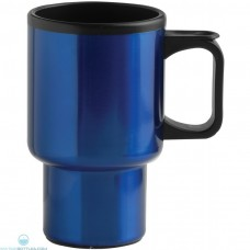 Blue Economy Stainless Steel Mugs | 14 oz