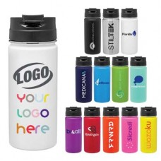 16 oz H2Go Nexus Powder Coated Thermal Tumbler