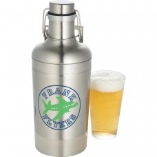 Custom Vacuum Growler | 64 oz