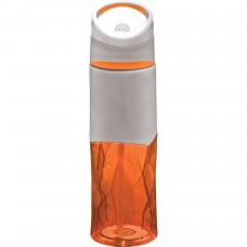 Orange Branded Sport Bottles | 28 oz