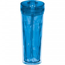 Blue Personal Flip and Sip Tumblers | 18 oz