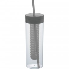 Custom Ice Coll Infuser Tumblers | 20 oz - Grey