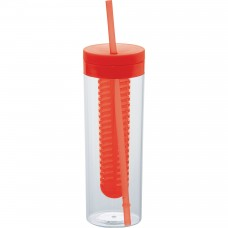 Red Custom Ice Coll Infuser Tumblers | 20 oz