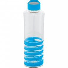 Blue Personalized Spiral Bottles | 24 oz