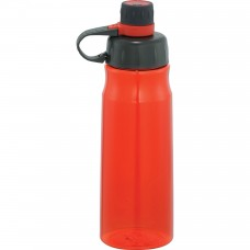 Red Custom Sports Bottles | 28 oz