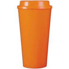 Orange Double Wall Reusable Cup2Go | 16 oz