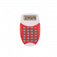 Red Promo Oval Calculator