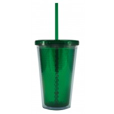 Green Freedom Facet Tumblers | 16 oz