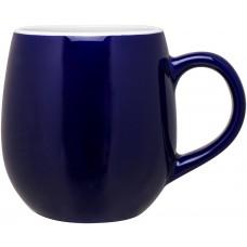 Cobalt Blue Rotondo Mugs 16 oz