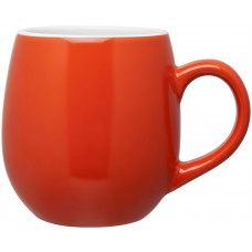 Orange Rotondo Mugs 16 oz