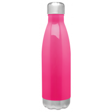 Neon Pink H2Go Force Thermal Bottles | 17 oz