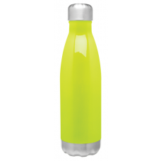 Neon Yellow H2Go Force Thermal Bottles | 17 oz