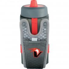 Promotional Handheld Sport Bottles | 12 oz - Grey