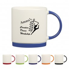 20 oz Ceramic Bahama Mug
