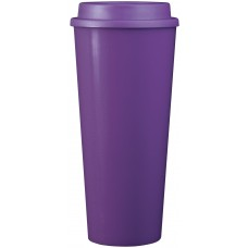 Purple 20 oz cup2go