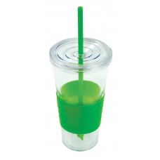 Lime Green Double Wall Revolution Tumblers | 20 oz