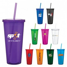 Double Wall Acrylic Spirit Tumbler | 20 oz