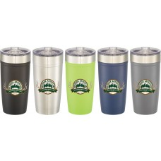 20 oz Arctic Zone Copper Vacuum Tumbler