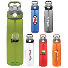 Contigo Addison Plastic Water Bottles | 24 oz