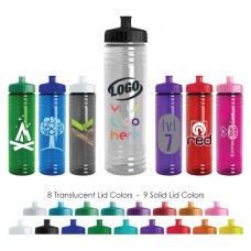24 oz Slim Fit Cylinder Water Bottle
