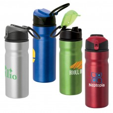 Imprinted Aluminum Water Bottle | 24 oz