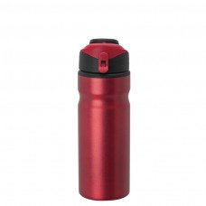Red Aluminum Water Bottles | 24 oz - Metallic Red