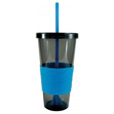 Neon Blue Revolution Tumblers | 24 oz