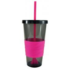Neon Pink Revolution Tumblers | 24 oz