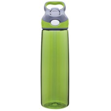 Lime Green Contigo Addison Plastic Water Bottles | 24 oz
