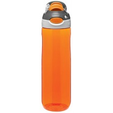 Orange 24 oz Contigo Chug Water Bottles