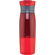 Red Contigo Kangaroo Tritan Water Bottles | 24 oz