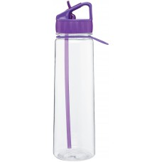 Purple H2Go Angle Tritan Water Bottles | 30 oz
