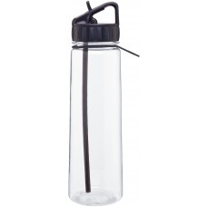Black H2Go Angle Tritan Water Bottles | 30 oz