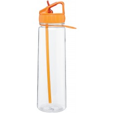 Orange H2Go Angle Tritan Water Bottles | 30 oz - Tangerine