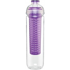Purple H2Go Fresh Infuser Water Bottles | 27 oz