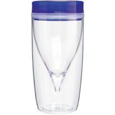 Blue Vini Acrylic Tumblers | 8.5 oz