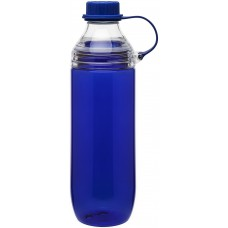 Blue 25 oz Tritan Dual Core Water Bottles