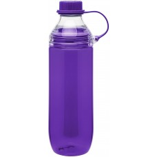 Purple 25 oz Tritan Dual Core Water Bottles
