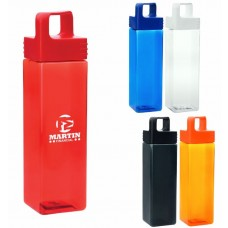 Square Water Bottles | 27 oz