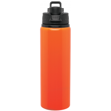 Neon Orange H2Go Surge Aluminum Water Bottles | 28 oz