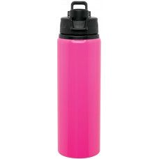 Neon Pink H2Go Surge Aluminum Water Bottles | 28 oz